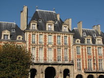 Place de Vosges Royalty Free Stock Photography