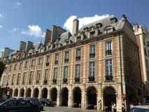 Place de Vosges. In Paris Stock Photography
