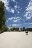 Place des Arènes, Nîmes, France Royalty Free Stock Photos