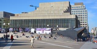 Place des Arts κτήριο Στοκ Φωτογραφία