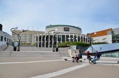 Place des Arts Στοκ φωτογραφίες με δικαίωμα ελεύθερης χρήσης