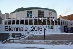 Place des Arts Stock Image