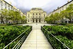 Place des Celestins, Lyon, France Royalty Free Stock Images