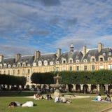 Place des de Vogezen royalty-vrije stock foto