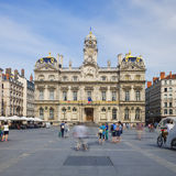 Place des Terreaux Royalty Free Stock Photos