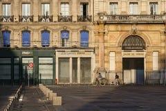 Place des Terreaux Gallery stock foto