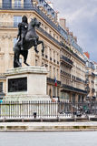Place des Victoires, Paris Royalty Free Stock Photos