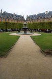 Place des Vosges Royalty Free Stock Images