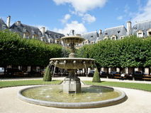 Place des Vosges Royalty Free Stock Photo