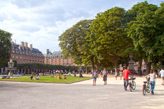 Place des Vosges Στοκ Εικόνες