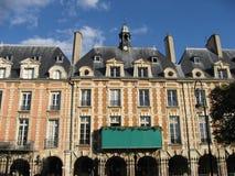 Place des Vosges Paris Stock Images