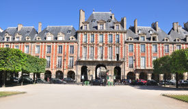 Place des Vosges - Paris Royalty Free Stock Images