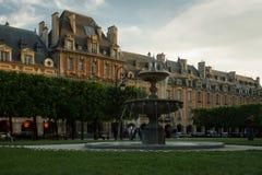 Place des Vosges Stock Photos