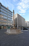 Place du Molard in Geneva Stock Photography