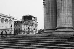 Place du Pantheon, Paris Royalty Free Stock Photography