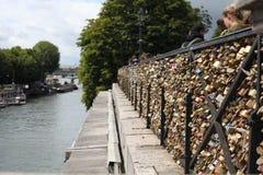 Place du Pont-Neuf Stock Afbeelding