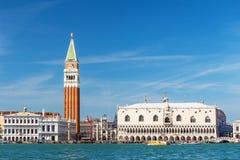Place du ` s de St Mark à Venise Italie Images stock