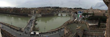 Place du ` s de St Peter, photographie, ville, photographie aérienne, voie d'eau Images libres de droits