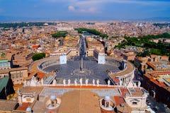 Place du ` s de Vatican St Peter image libre de droits
