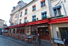 Place du Tertre Fotografía de archivo