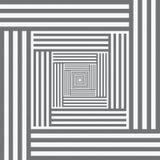 Place et ligne grises pattern2 Photographie stock