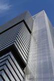 Place financière de Madrid Image libre de droits