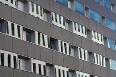 Place financière de Madrid Photos libres de droits