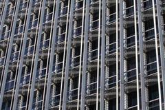 Place financière de Madrid Image stock