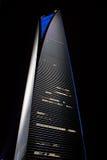 Place financière du monde de Changhaï Photos stock