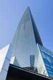 Place financière du monde, Lujiazui, Changhaï Images libres de droits