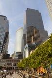 Place financière du monde, New York, éditorial Photo libre de droits