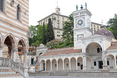 Place of Freedom in Udine, Italy Royalty Free Stock Photos