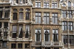 Place grande à Bruxelles Image libre de droits