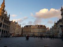 Place grande Bruxelles photographie stock libre de droits