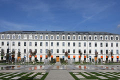 A place in Grenoble Royalty Free Stock Images
