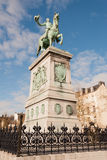 Place Guillaume II Royalty Free Stock Images