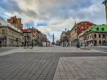 Free Place Jacques-Cartier Old Montreal Royalty Free Stock Images - 105996819