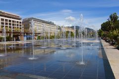 Place Massena,Nice Royalty Free Stock Photos