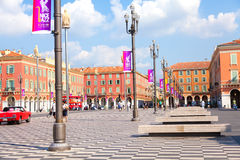 Place Massena, Nice Royalty Free Stock Images