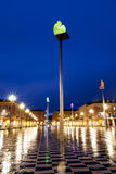 Place Massena Nice France Stock Photo
