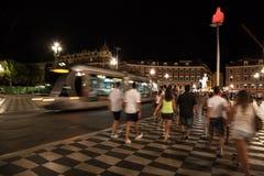 Place Massena Nizza Stock Image