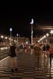 Place Massena Nizza Royalty Free Stock Photo