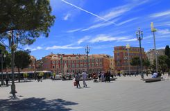 Place Massena Royalty Free Stock Photo