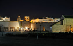 Place Moulay el-Hassan in Essaouria Stock Photos