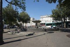 Place Pigalle, Paris, France Stock Photography