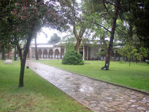 ``place of pleasure`` Topkapi Sarayi harem Royalty Free Stock Images