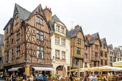 Place Plumereau Stock Image