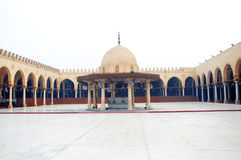 Place for prayer - mosque Royalty Free Stock Photos