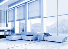 Place for rest Stock Images