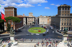 Place in Rome Royalty Free Stock Images